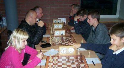 Turniej szachowy quotPrzyszowicka Jesiequot
