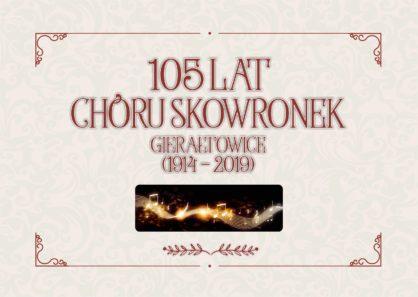 105 lat Chru Skowronek