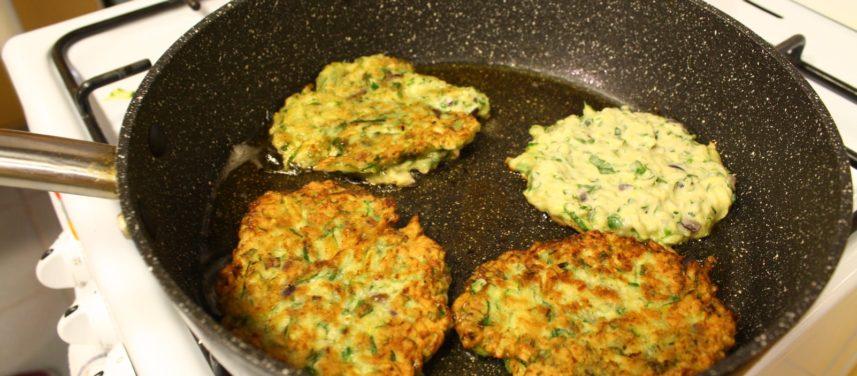 Warsztaty kulinarne dla dzieci Zielone placki