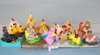Nagrody w konkursie na Kur Wielkanocn rozdane
