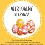 Zaproszenie rękodzielników do udziału w Kiermaszu wirtualnym